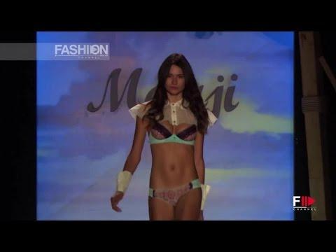 EL COLOMBIANO Fashion Show Colombia Moda 2013 HD by Fashion Channel