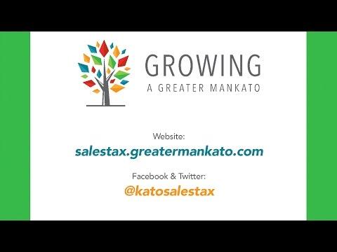 Extending the Local Sales Tax in Mankato and North Mankato