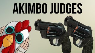 [Payday 2] Oh god . . . Akimbo Judges