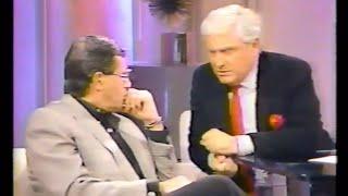 Jerry Lewis Merv Griffin 1986