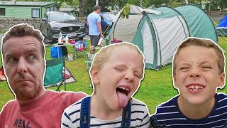Family Camping Road Trip | How To Be A Dad | Ad