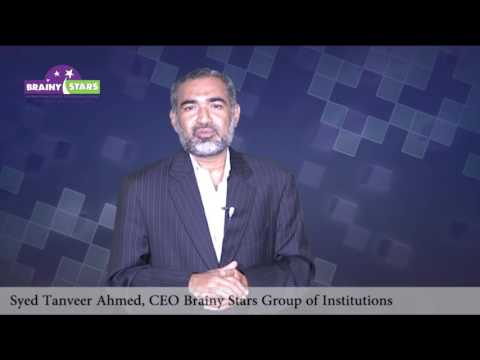 Lecture on Childrens' upbringing by Syed Tanveer Ahmed, CEO Brainy Stars Group of Institution