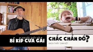 BÍ KÍP CƯA ĐỔ CRUSH - [ HTBT Vlog 3 ]  (Các bạn nữ vào xác nhận nha...)