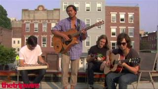 "The Backyard: The Temper Trap - ""Sweet Disposition"""