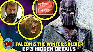 Falcon and The Winter Soldier Episode 3 Breakdown in Hindi | DesiNerd