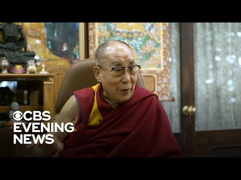 Dalai Lama weighs in on Beijing's crack down on Hong Kong's protests