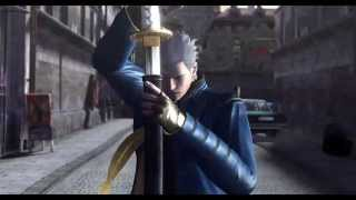 Devil May Cry 4 Special Edition - New Vergil cutscenes