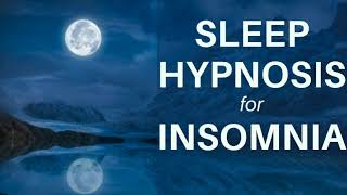 Sleep Hypnosis for Insomnia Relief (Guided Sleep Meditation and Healing Meditation)