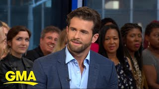 Jed Wyatt opens up about the shocking 'Bachelorette' finale l GMA