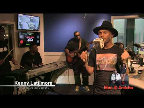 Jam Session w/ Kenny Lattimore pt. 1