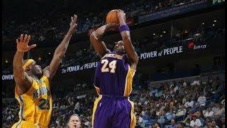 Kobe Bryant's 4-Game Streak of 50+ Points Scored