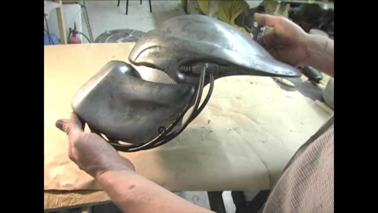Predator Helmet Prop Hd Youtube