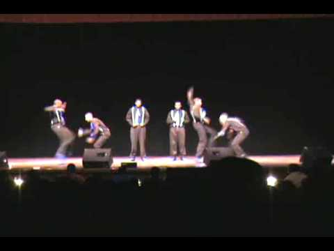 Ferris State University's 2008 BGC Step Show - PBS
