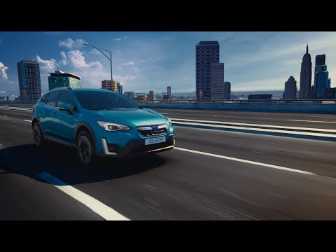 "2021MY SUBARU XV [e-BOXER] Promotional Video ""Urban Playground"" (30 sec.)"