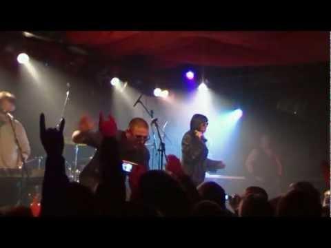 Группа Красная Плесень B Москве - Попытка !!!