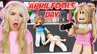 APRIL FOOLS DAY IN BROOKHAVEN GONE WRONG! (ROBLOX BROOKHAVEN RP)