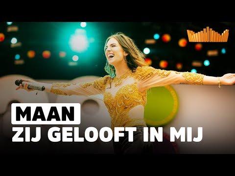 Maan - Zij Gelooft In Mij   Live op 538Koningsdag 2018