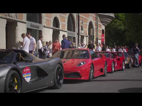 Autoropa - Ferrari 70-årsjubileum