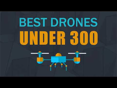 The Ten Best Drones Under 300 for Flashy Flying