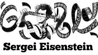 Sergei Eisenstein Google Doodle