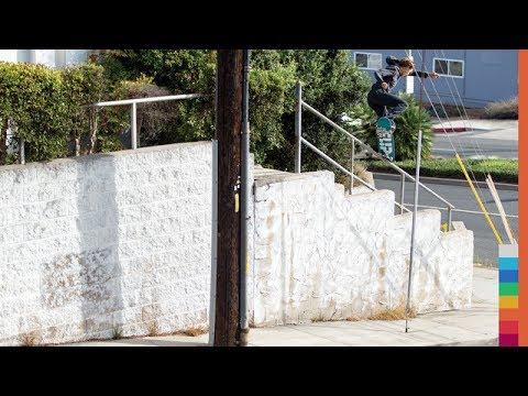 PUSH | Curren Caples: The Raw Clips