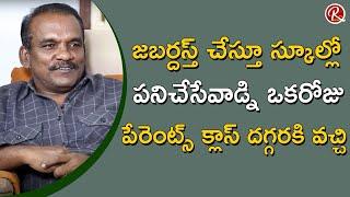 Jabardasth Sattipandu reveals his flashback..