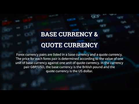 BEST FOREX CURRENCY TRADING PAIRS | TRADING TERMS