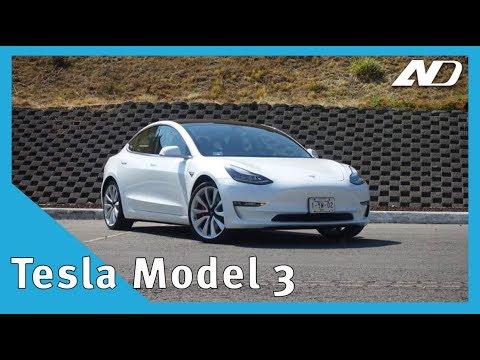 Tesla Model 3 ya está en México y esto es lo que debes saber - Primer Vistazo