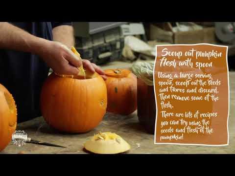 Virtually Halloween - Pumpkin Carving