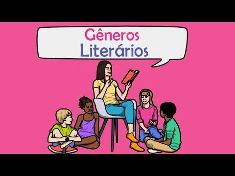 Gêneros Literários - Fácil e Rápido ✅ I Português On-line