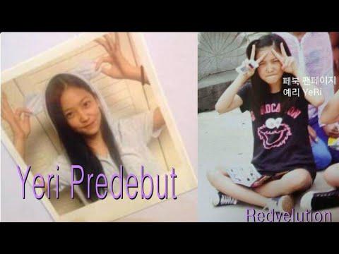 Red Velvet Yeri Predebut Compilation   REDVELUTION