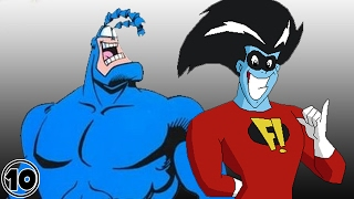 Top 10 Superheroes You've Never Heard Of