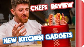 Chefs Review MORE Kitchen Gadgets