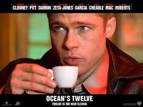 Ocean's Twelve Original Soundtrack-The a La Menthe Instrumental