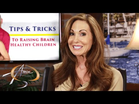Dr. Daniel Amen & Tana Amen on Raising Brain Healthy Children (Part 1) | Amen Clinics