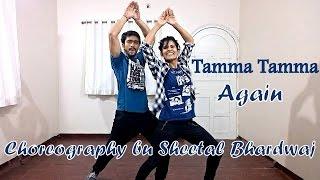 "Tamma Tamma  Again | Dance Choreography | Varun , Alia | ""Badri Ki Dulhania"