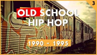 """90's Hip Hop Mix, """"Old School Head Nod Music"""" by Groove Companion # 3"""