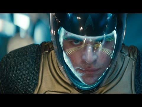 'Star Trek Into Darkness' Trailer 2