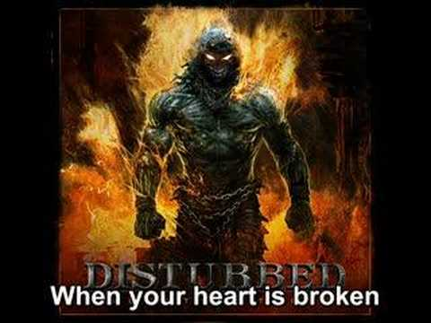 Disturbed - Enough [Lyrics]