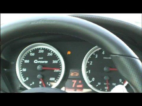372 Kph z BMW M6