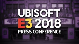 FULL Ubisoft E3 2018 Press Conference