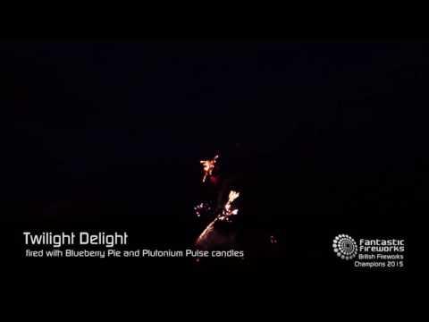 Fantastic Fireworks Twilight Delight - 49 shot barrage