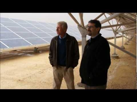 US Ambassador Shapiro Visits Ketura Sun