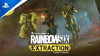 Rainbow six quarantine :  bande-annonce