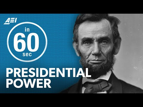 Do presidents have too much power?   IN 60 SECONDS photo