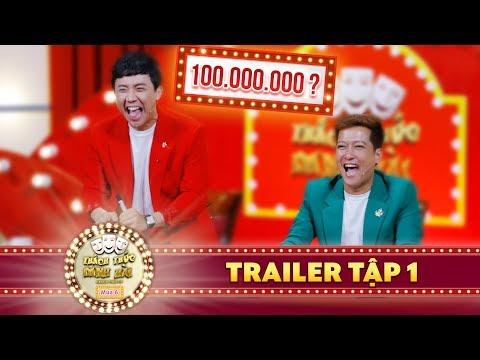 Thách thức danh hài 6 | Trailer tập 1: Xuất hiện thí sinh ẳm trọn 100 triệu đồng ngay tập đầu tiên?