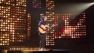 Lucy Spraggan sings Mountains -  Live Week 1 - The X Factor UK 2012
