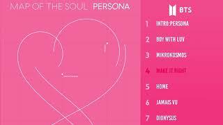 BTS (방탄소년단) - 'MAP OF THE SOUL: PERSONA' [FULL ALBUM]