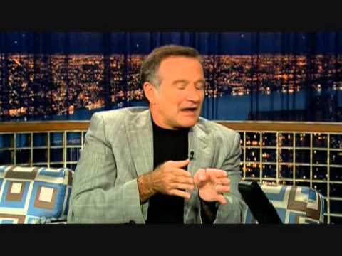 Robin Williams on