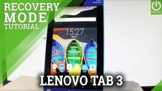 How to hard reset Lenovo Tab 4/TB-7304I Remove pin,pattern,password